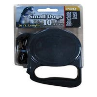 PDQ 11436 Retractable Dog Lead, 16'