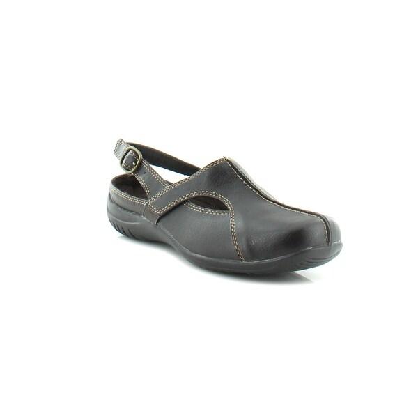 Easy Street Sportster Women's Sandals & Flip Flops Brown