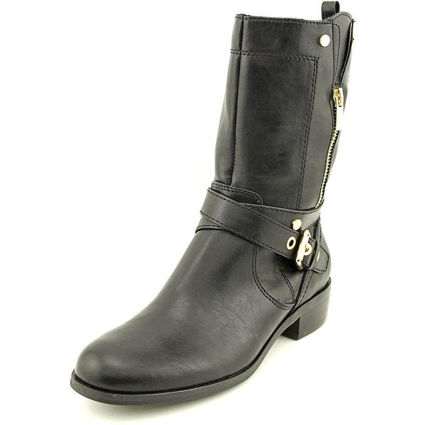 Marc Fisher Dolca Womens Black Boots