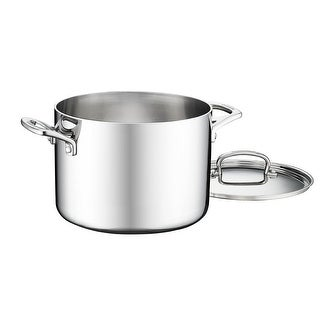 Link to Cuisinart FCT66-22 French Classic Tri-Ply Stainless 6-Quart Stockpot with Cover Similar Items in Cookware