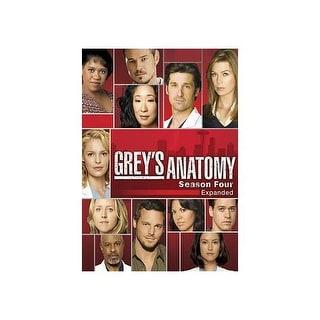 GREYS ANATOMY-4TH SEASON (DVD/5 DISC/WS 1.78/SP-FR-SUB)