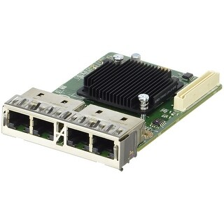 Intel Axx4p1gbpwliom Gigabit Quad Port I350-Ae I/O Module Network Adapter