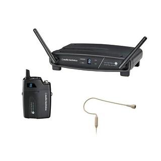 Audio-Technica System 10 Wireless Beige Headworn Microphone System