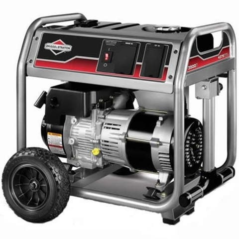 Briggs & Stratton B7J-30676 3500 watt Powered Portable Generator