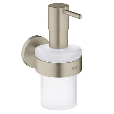 Grohe 40 448 Essentials Wall Mounted Soap Dispenser