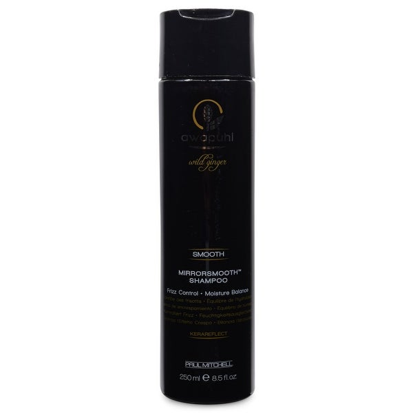Paul Mitchell Awapuhi Wild Ginger Smooth Mirrorsmooth Shampoo 8.5 fl Oz
