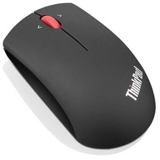 Lenovo ThinkPad Precision 1200 dpi Wireless Mouse - Midnight Black