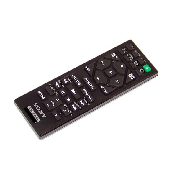 NEW OEM Sony Remote Control Originally Shipped With MHCV90W, MHC-V90W