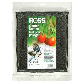 Ross 15720 Multi-Use Garden Netting, 14' X 45'