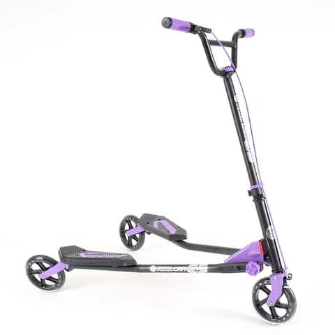YFliker C5 Carver Black/Purple 4L CL 1PK