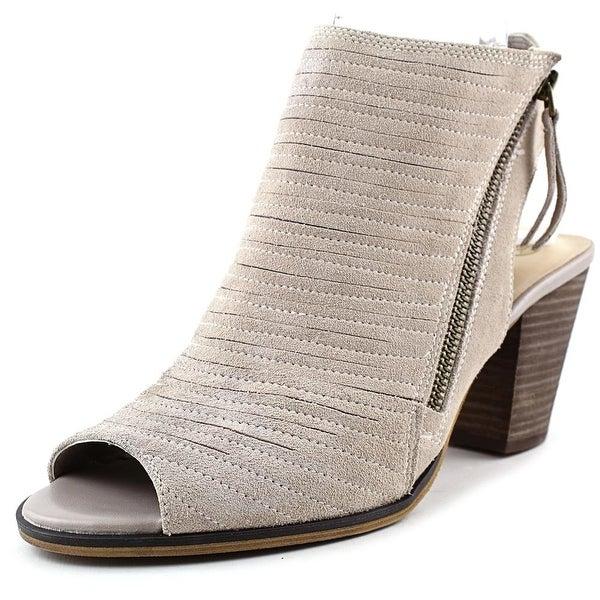 Bella Vita Kalista Women W Peep-Toe Leather Slingback Sandal