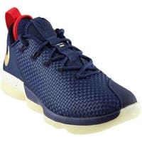 57e8f270531 Shop Nike Lebron IX 9 Low Obsidian Blue Cyber Green Men s 510811-401 ...