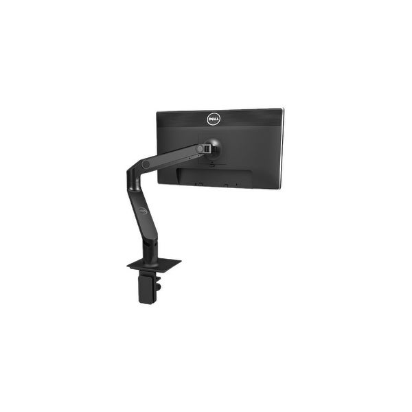 Dell Single Monitor Mounting Arm FF2FG Dell MSA14 Mounting Arm for Flat Panel Display - 20.50 lb Load Capacity