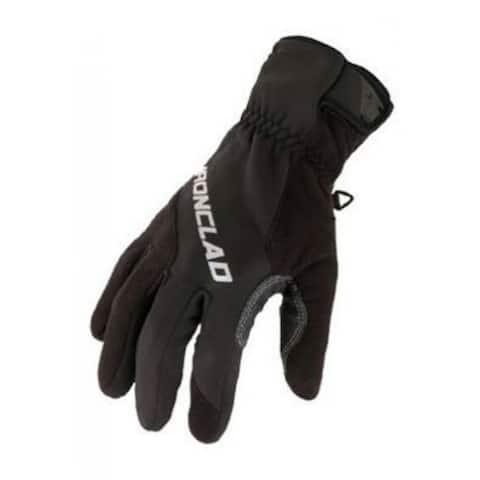 Ironclad SMB2-05-XL Summit Fleece Glove, Extra Large, Black