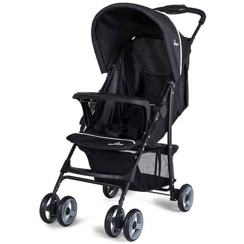 Costway Foldable Lightweight Baby Stroller Kids Travel Pushchair