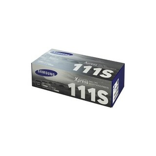 Samsung MLT-D111S Black Toner Cartridge MLT-D111S BLACK TONER CARTRIDGE