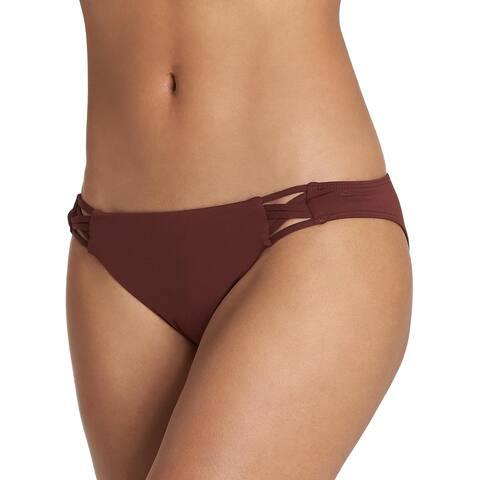 Billabong Womens Sol Searcher Hipster Cut-Out Bikini Swim Bottom - Code