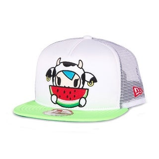 New Era Tokidoki Moofia Watermelon Seeds Snapback Hat Cap