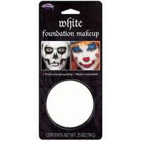 Foundation Makeup Adult Costume Makeup White