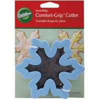 Snowflake - Comfort-Grip Cookie Cutter 4""