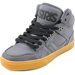 Osiris NYC 83 VLC Men Round Toe Canvas Skate Shoe