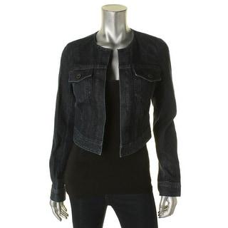 Earl Jeans Women's Classic Jean Jacket - Free Shipping On Orders ...