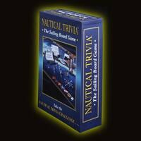 Nautical Trivia  NT-101 Nautical Trivia Board Game