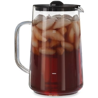 Capresso 6624 Iced Tea Maker Replacement Pitcher, 80 Oz