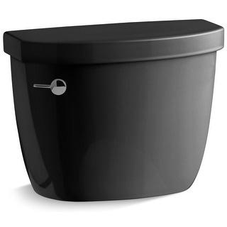 Kohler K-4421-T  1.28 GPF High Efficiency Toilet Tank with AquaPiston Flush Technology and Tank Locks from the Cimarron