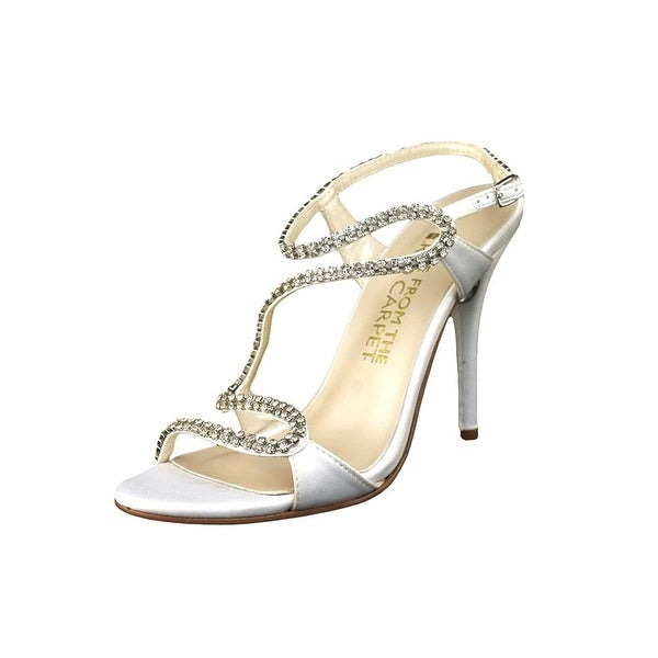 E! Live From The Red Carpet Wallis Textile Sandals