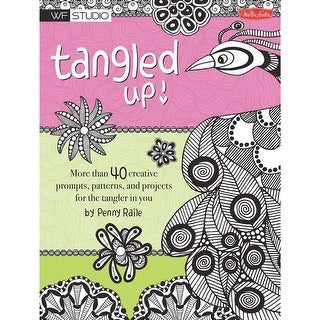 Walter Foster Creative Books-All Tangled Up!