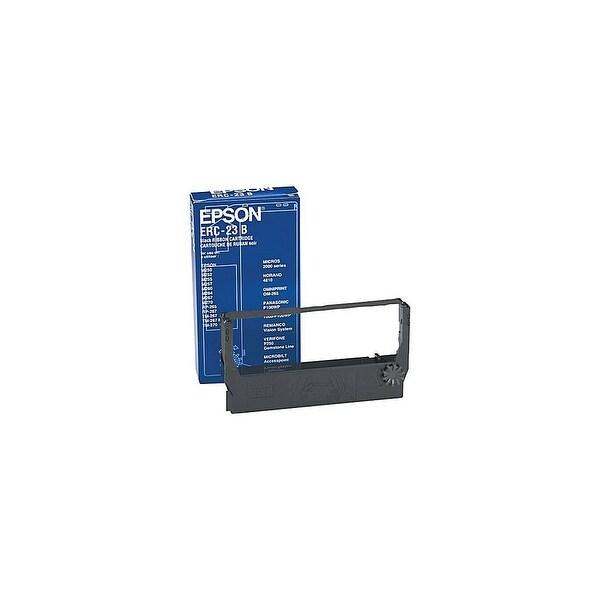 Epson ERC-23B Black Printer Ribbon w/ 441 Pages Page Yield for TM267 & M267 Printer
