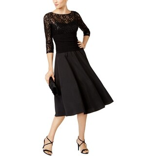 Jessica Howard Womens Formal Dress Party Sequined
