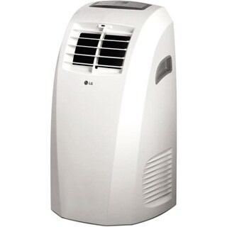 LG LP1015WNR 10000 BTU Portable Air Conditioner, White