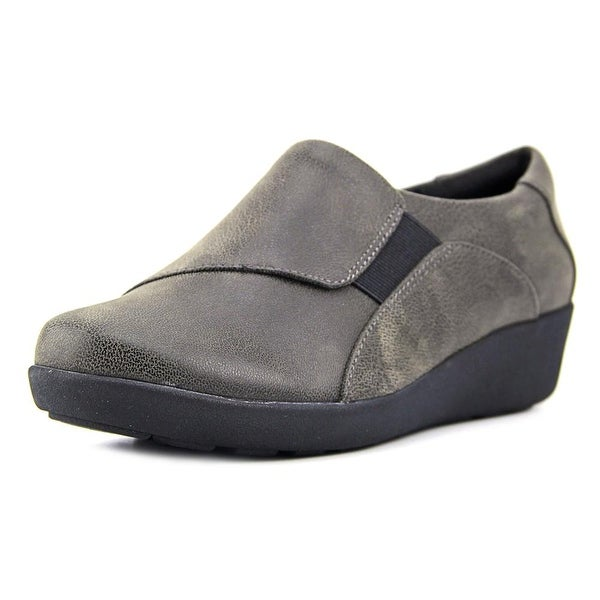 Easy Spirit Kelt Women Grey Flats
