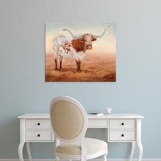 Easy Art Prints Kathy Winkler's 'Shoo Fly' Premium Canvas Art