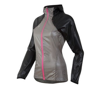 Pearl Izumi 2016/17 Women's Pursuit Barrier Lite Run Jacket - 12231602 - black/monument grey