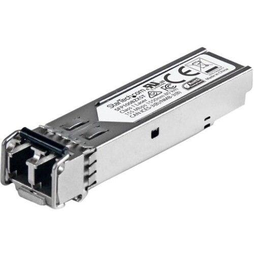 Startech.Com Msa Compliant 100Base-Zx Sfp Transceiver Sm Lc - 80 Km/49.7 Mi