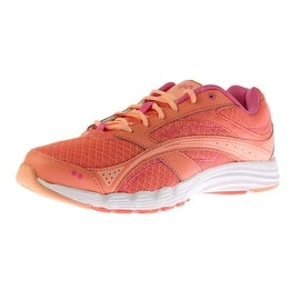 Ryka Womens Glide Walk Leather Lightweight Walking Shoes