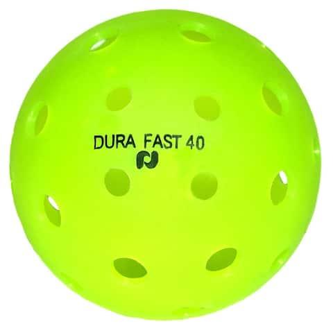 Dura Fast Outdoor Pickleball - Neon Green