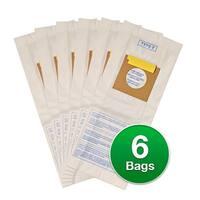 Replacement Vacuum Bag for Hoover 43655109 Vacuum Bag 2pk - Micro Type 3 Bags/pk