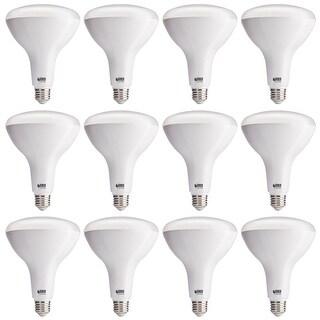 Sunco Lighting BR40 LED 17W 5000K Daylight DIMMABLE Bulb (Set of 12)