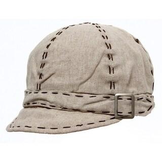 Womens Stich Belt-Banded Cadet Hat (Option: Olive)