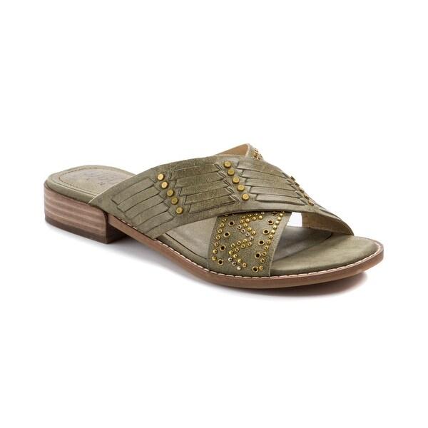Lucca Lane Sonya Women's Sandals Aloe