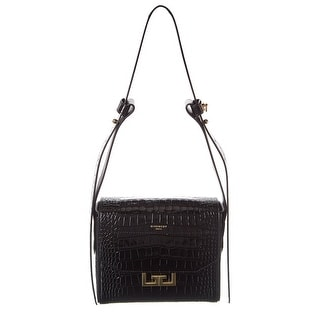 Link to Givenchy Eden Small Croc-Embossed Leather Shoulder Bag Similar Items in Shop By Style