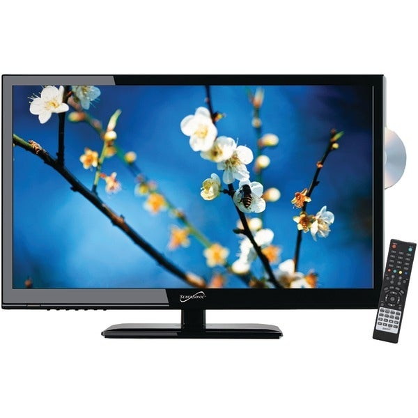 "Supersonic Sc-2412 23.6"" 1080P Ac/Dc Led Tv/Dvd Combination"