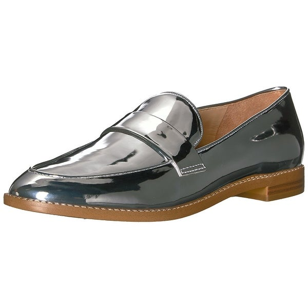 Franco Sarto Womens Hudley Closed Toe Loafers