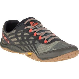 Merrell Men's Trail Glove 4 Trail Running Shoe Vertiver