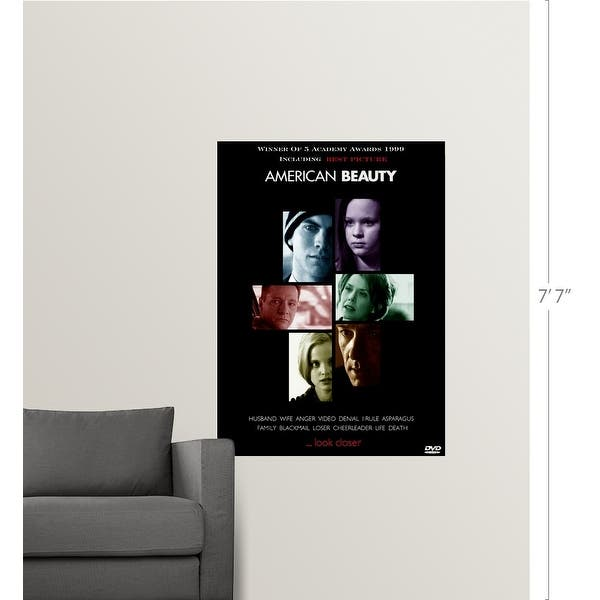 Shop Black Friday Deals On American Beauty 1999 Poster Print Overstock 24128766
