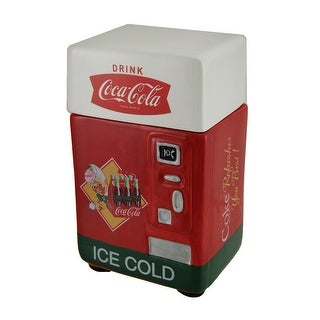 8-Inch Coke Refreshes You Best Vintage Coca-Cola Decorative Ceramic Canister